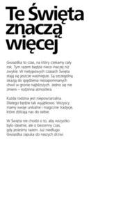 Gazetka promocyjna Flying Tiger Polska - Krok od Świąt - Tiger