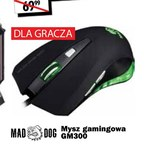 Mysz gamingowa Mad Dog