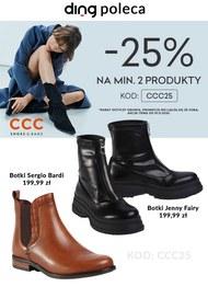 Promocja na buty w CCC!