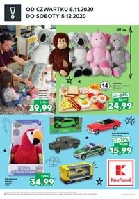 Gazetka promocyjna Kaufland - Zabawki dla dzieci w Kaufland