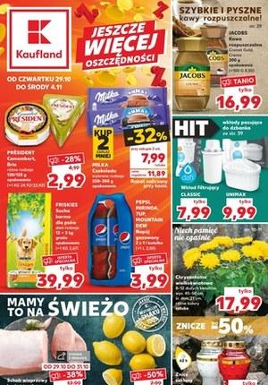 Gazetka promocyjna Kaufland - Super marki w Kaufland