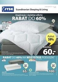 Poduszki taniej w Jysk
