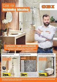 Gazetka promocyjna OBI - Czas na idealną łazienkę z OBI! - ważna do 11-11-2020