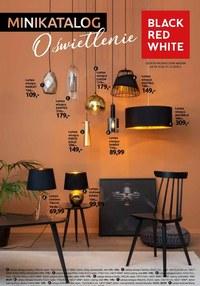 Gazetka promocyjna Black Red White - Minikatalog oświetlenie - ważna do 31-12-2020