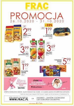 Gazetka promocyjna FRAC - Promocja w sklepie FRAC