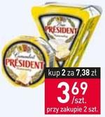 Ser pleśniowy President