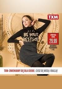 Gazetka promocyjna Textil Market - Ciesz się modą i okazją w TXM! - ważna do 03-11-2020