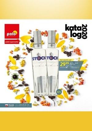 Gazetka promocyjna POLOmarket - Katalog alkoholowy 2020 Polomarket