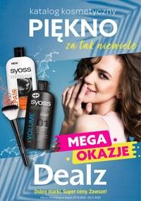 Gazetka promocyjna Dealz - Katalog zdrowia i urody w Dealz