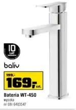 Bateria Baliv