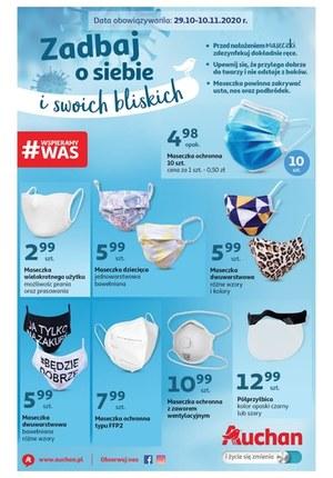 Gazetka promocyjna Auchan Hipermarket - Zadbaj o siebie z Auchan