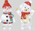 Ozdoba świąteczna led Lightzone