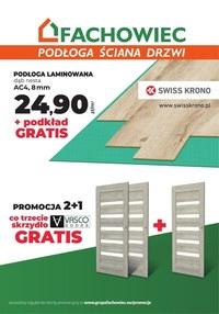 Gazetka promocyjna Fachowiec - Promocje w sklepach Fachowiec - ważna do 15-12-2020