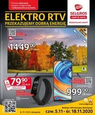 Katalog Elektro w Selgros