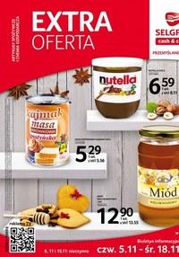 Gazetka promocyjna Selgros Cash&Carry - Extra oferta w Selgros - ważna do 18-11-2020