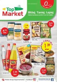 Gazetka promocyjna Top Market - Bliżej, Taniej, Lepiej - Top Market - ważna do 11-11-2020