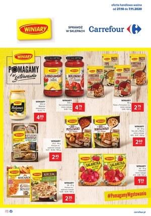 Gazetka promocyjna Carrefour - Winiary dla Carrefour