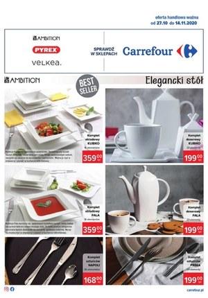 Gazetka promocyjna Carrefour - Elegancki dom z Carrefour