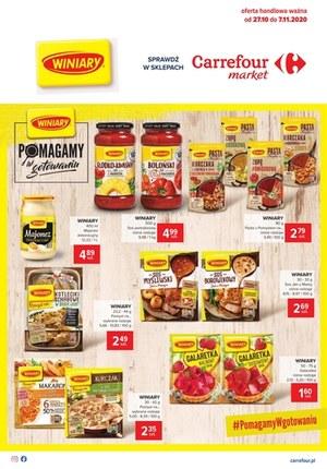 Gazetka promocyjna Carrefour Market - Winiary dla Carrefour Market
