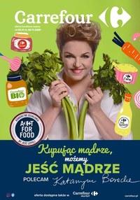 Gazetka promocyjna Carrefour - Jeść mądrze z Carrefour! - ważna do 28-11-2020
