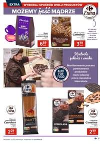 Gazetka promocyjna Carrefour - Jeść mądrze z Carrefour!