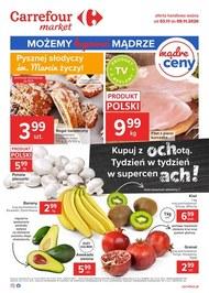 Promocje w Carrefour Market!