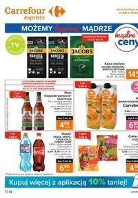 Gazetka promocyjna Carrefour Express - Mądre zakupy w Carrefour Express! - ważna do 09-11-2020