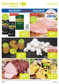 Gazetka promocyjna Carrefour Express - Mądre ceny w Carrefour Express! - ważna do 09-11-2020