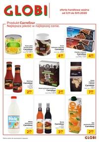 Gazetka promocyjna Globi - Najlepsza jakość w niskiej cenie w Globi! - ważna do 09-11-2020