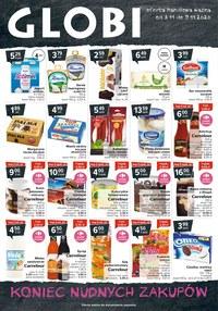 Gazetka promocyjna Globi - Oferta handlowa Globi!  - ważna do 09-11-2020