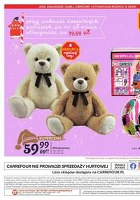 Gazetka promocyjna Carrefour - Świąteczna gazetka Carrefour!