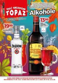 Gazetka promocyjna Topaz - Topaz- Alkohole - ważna do 30-11-2020