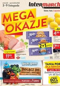 Gazetka promocyjna Intermarche Super - Mega okazje w Intermarche Super! - ważna do 09-11-2020