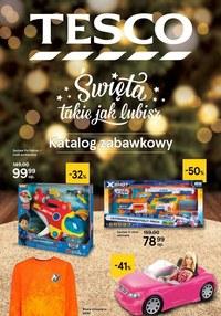 Gazetka promocyjna Tesco Centra Handlowe - Święta takie jak lubisz w Tesco! - ważna do 19-11-2020