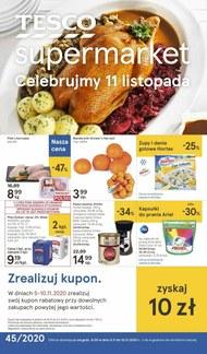 Świętuj 11 listopada z Tesco Supermarket!