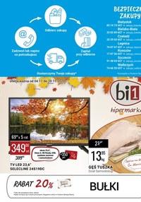 Gazetka promocyjna bi1 - Kupuj wygodnie w Bi1! - ważna do 10-11-2020