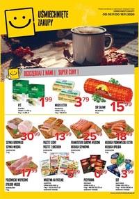 Gazetka promocyjna Uśmiechnięte zakupy - Oszczędzaj z Uśmiechniętymi Zakupami! - ważna do 15-11-2020
