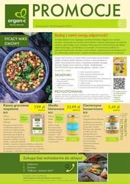 Oferta listopadowa Organic