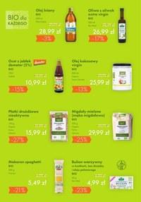 Gazetka promocyjna Organic - Oferta listopadowa Organic