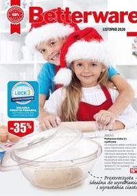 Gazetka promocyjna Betterware - Betterware - katalog listopad - ważna do 30-11-2020