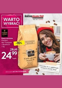 Gazetka promocyjna Intermarche Super - Te produkty warto wybrać w Intermarche! - ważna do 16-11-2020