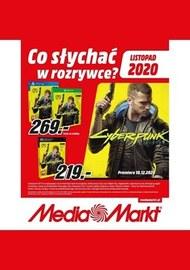 Co słychać w rozrywce? - Media Markt