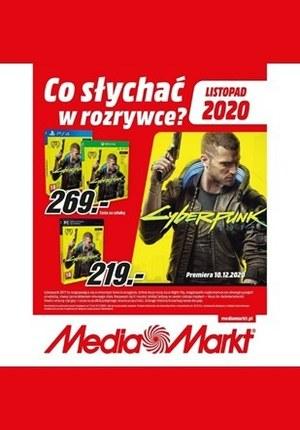 Gazetka promocyjna Media Markt - Co słychać w rozrywce? - Media Markt