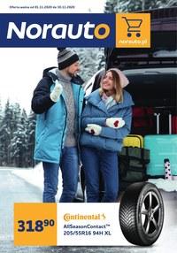 Gazetka promocyjna Norauto - Listopadowe promocje w Norauto - ważna do 30-11-2020