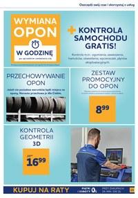 Gazetka promocyjna Norauto - Listopadowe promocje w Norauto