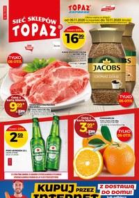 Gazetka promocyjna Topaz - Kupuj przez Internet w Topaz - ważna do 10-11-2020