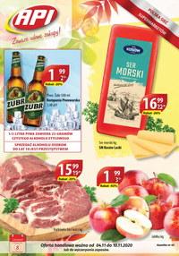 Gazetka promocyjna Api Market - Najlepsze ceny w Api Market - ważna do 10-11-2020