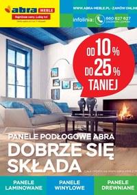 Gazetka promocyjna Abra - Panele podłogowe Abra - ważna do 17-11-2020