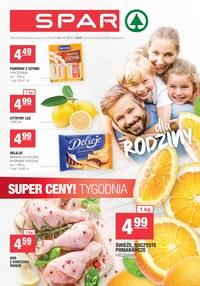 Gazetka promocyjna SPAR - Promocje dla całej rodziny w Spar! - ważna do 11-11-2020