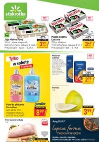 Gazetka promocyjna Stokrotka Supermarket - Najlepsze okazje w Stokrotce Supermarket!  - ważna do 12-11-2020